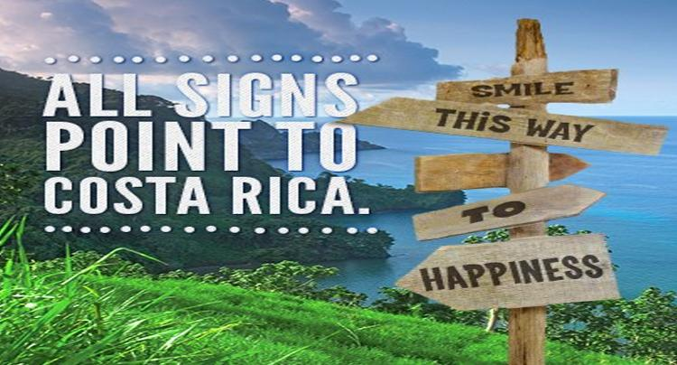 All Signs Point To Costa Rica