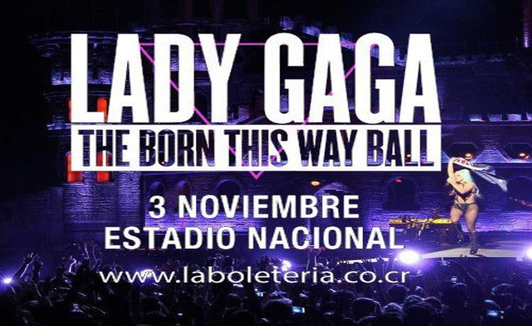 """Lady Gaga Costa Rica Concert WILL Have The """"Monster Pit"""""""