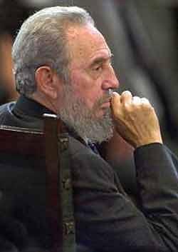 Fidel Castro slams rumors about his health