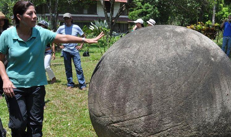 Costa Rica's Pre-Columbian Stone Spheres Still a Mystery