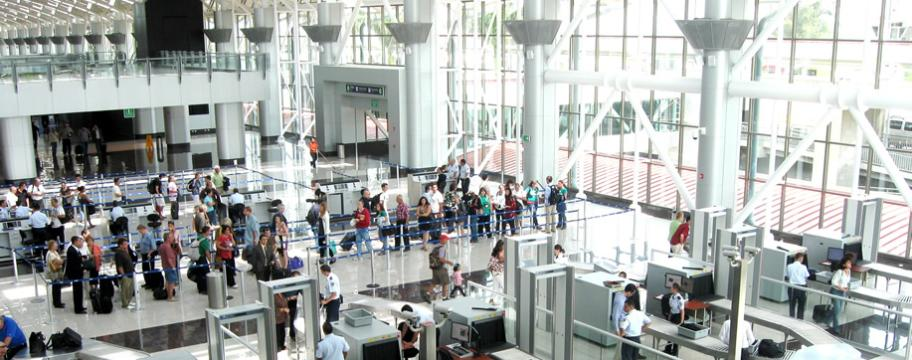 Airport Departure Tax