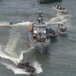 Nicaragua Boat Battle
