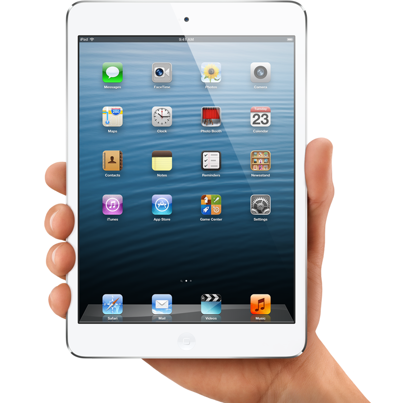 Apple Unwraps Mini-iPad