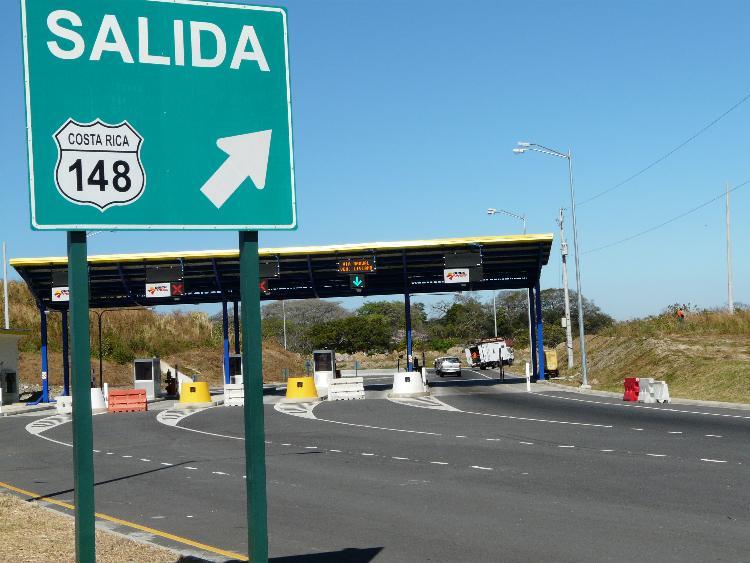Speeding in Costa  Rica Will Land You In Jail