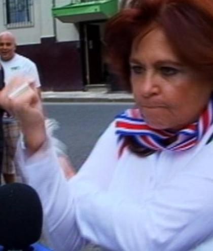 """""""Up Yours"""" Costa Rica's Former Ombudsman Tells Security Minister"""