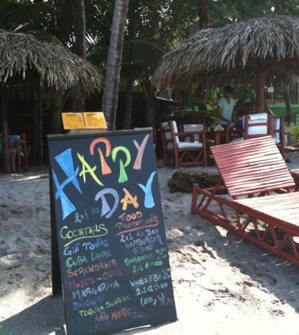 Happy Day Instead of Happy Hour in Playa Samara