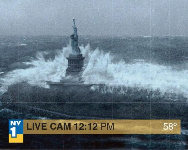 My Name Is Sandy: US Alone in Crisis!