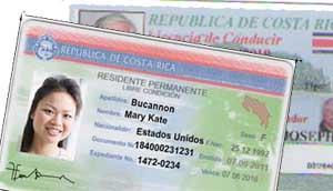 Getting A Drivers License in Costa Rica