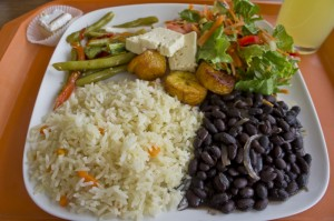 It is not difficult for Retirees to be vegetarians in Costa Rica