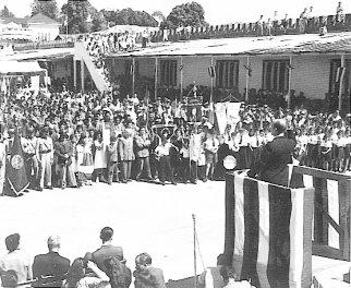 December 1 Costa Rica Celebratrs Military Abolition Day