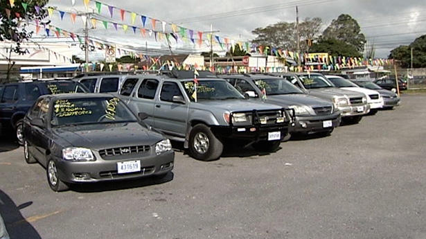 Used Car Imports Down 40% This Year