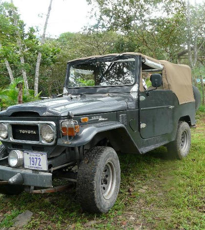 Buying a Used Car in Costa Rica