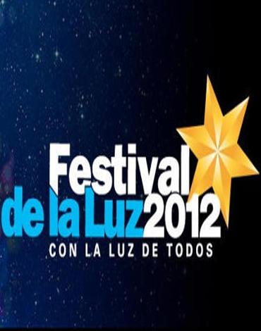 Festival de la Luz at 6pm TONIGHT