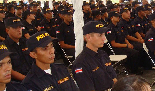 Costa Rica builds National Police Academy