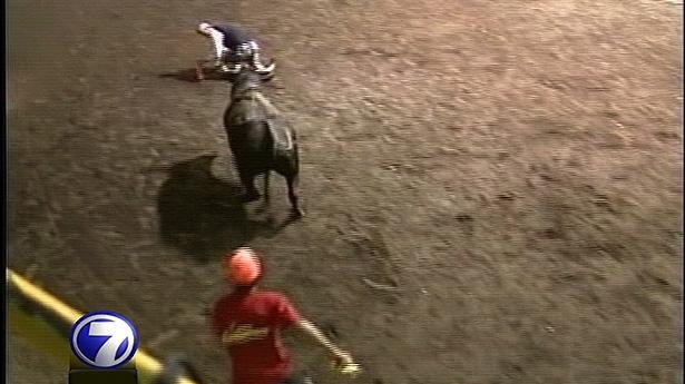 Young Man Killed By Bull in Palmares Festival