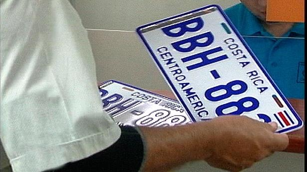 Starting soon all of the older license plates MUST be changed over to the new, more secure plates. At the time of change, a vehicle owner can request a new alpha-numeric plate or keep the same number.