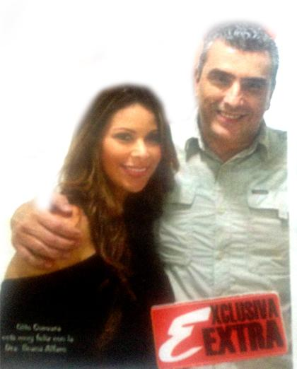 Change of the Times, Otto Guevara With New Girlfriend