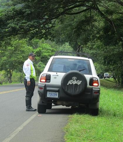 Traffic Law Isn't Right Yet!