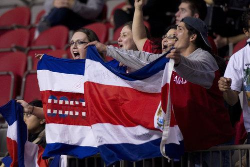 2012 CONCACAF Women's Olympic Qualifying - Haiti v Costa Rica