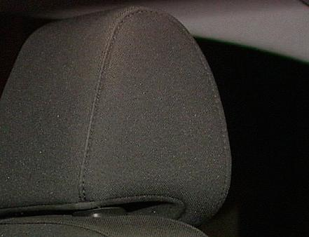 Vehicles Without Factory Installed Headrests OK With Riteve