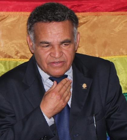 Gay Activist Challenges Parties