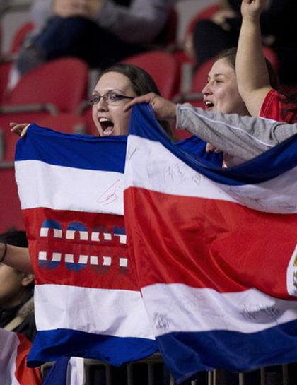 Win Puts Costa Rica Back The Mix