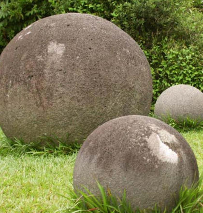 Mysterious Ancient Stone Spheres!