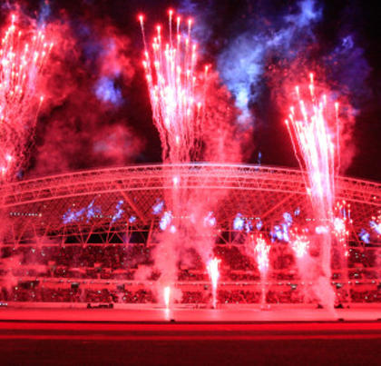 Relive The Inuguration of The Central American Games