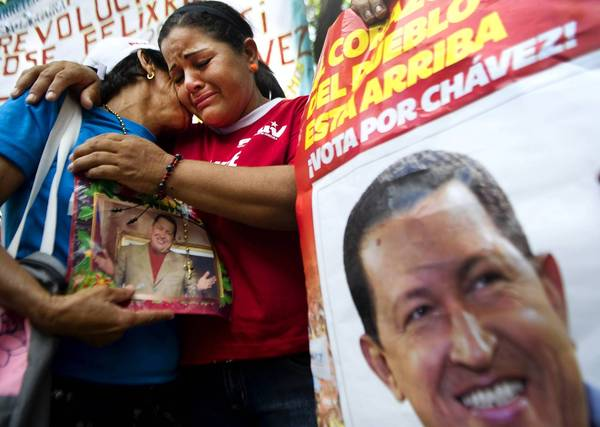 Hugo Chavez Remembered in Photos