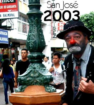 [FOTOS] Costa Rica Way Back In 2003