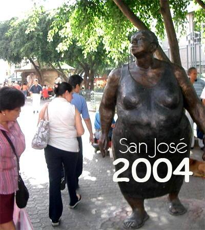 PHOTOS: San José Way Back In 2004