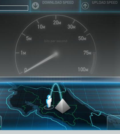 So, This Is High Speed Internet?
