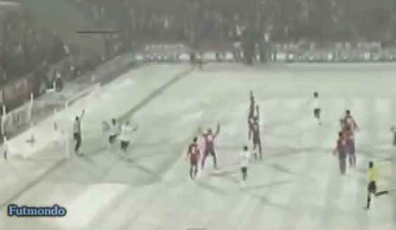 Highlights of The US/Costa Rica Hockey (Soccer) Game