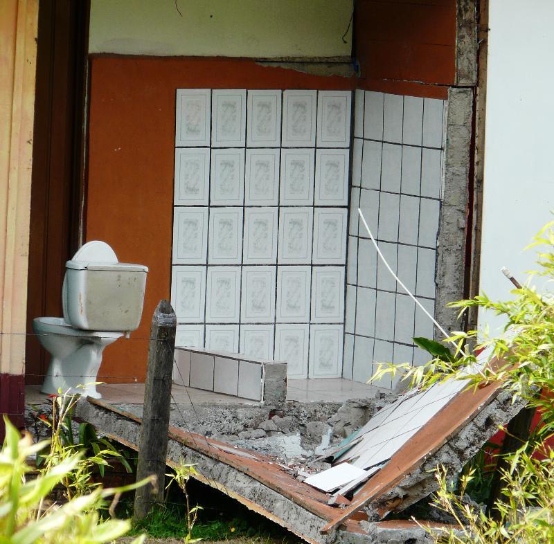[FOTOS] 2009 Costa Rica Earthquake