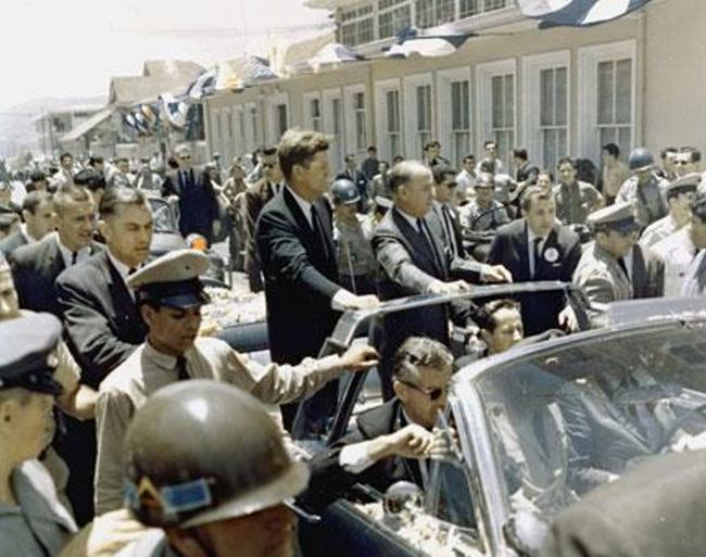 JFK Was The First U.S. President to Visit Costa Rica