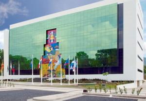 SICA headquarters in El Salvador.