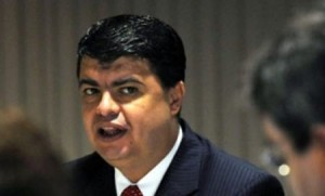 Costa Rica Security Minister Mario Zamora Cordero