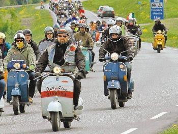 Sales Of Motos Increases 30% In 2013
