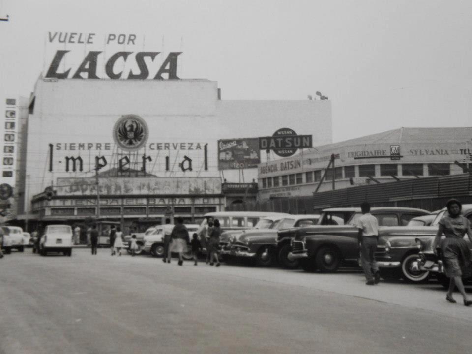 An Historical Look Of Avenida Central (The Boulevard)