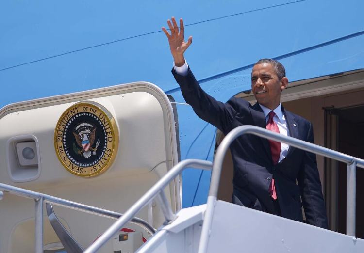 The 22 Hours of Barack Obama in Costa Rica