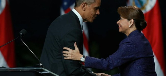 Obama pitches economic cooperation to Latin American leaders