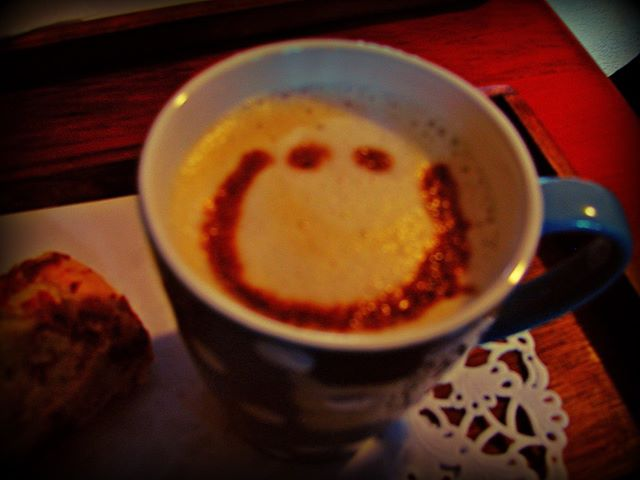BLOG: No Soap With My Coffee Please!