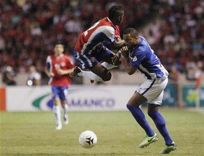Costa Rica top in CONCACAF as Mexico held in Panama