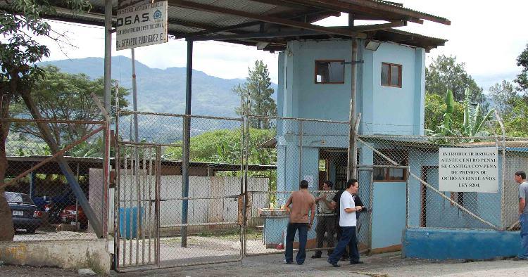 La Reforma prison in Alajuela
