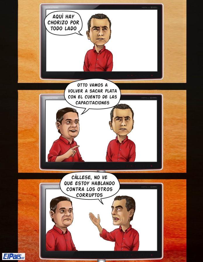caricatura pais 1