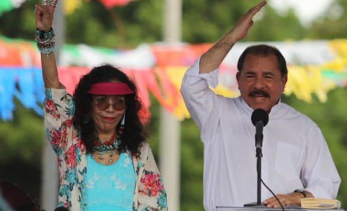 Nicaragua Offers  Asylum To Snowden