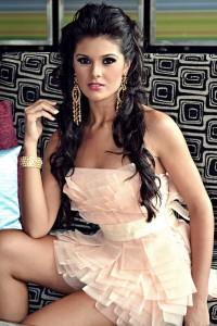 Fabiana Granados featured on QMaxxine.