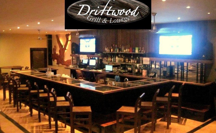driftwood grill