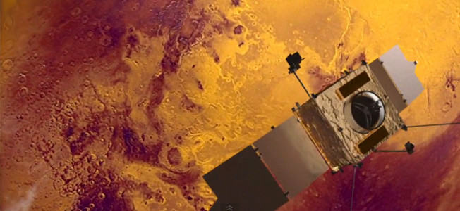 Mars Probe With Costa Rica Connection