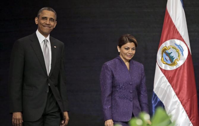 Why Is Obama Fixated on Costa Rica?
